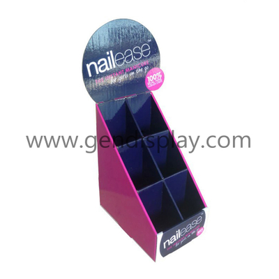 Promotional Nail Polish Counter Top Display (GEN-CD054)