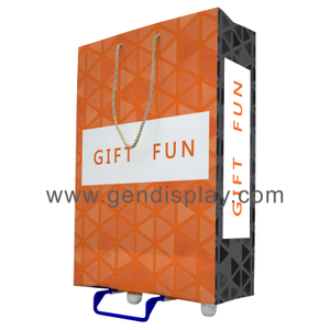 Paper Trolley Bag, Paper Trolley (GEN-TB010F)