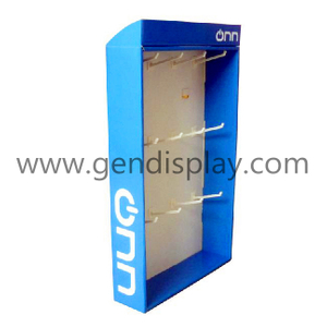 Cardboard Headset Sidekick Display, POS Headset Sidekick Display (GEN-SK020)