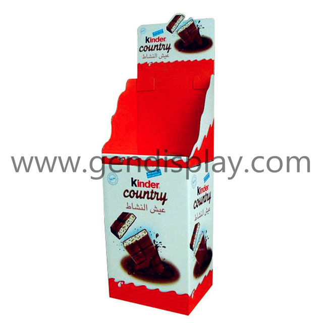 Pop Kinder Display, Floor Display (GEN-FD091)