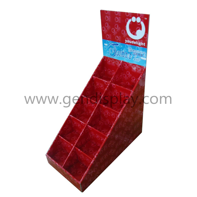 Custom Counter Gift Display Stand, Counter Display Box(GEN-CD228)