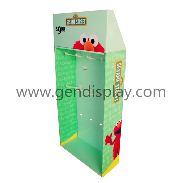 Cardboard Toys Sidekick Display, POS Toys Sidekick Display (GEN-SK021)