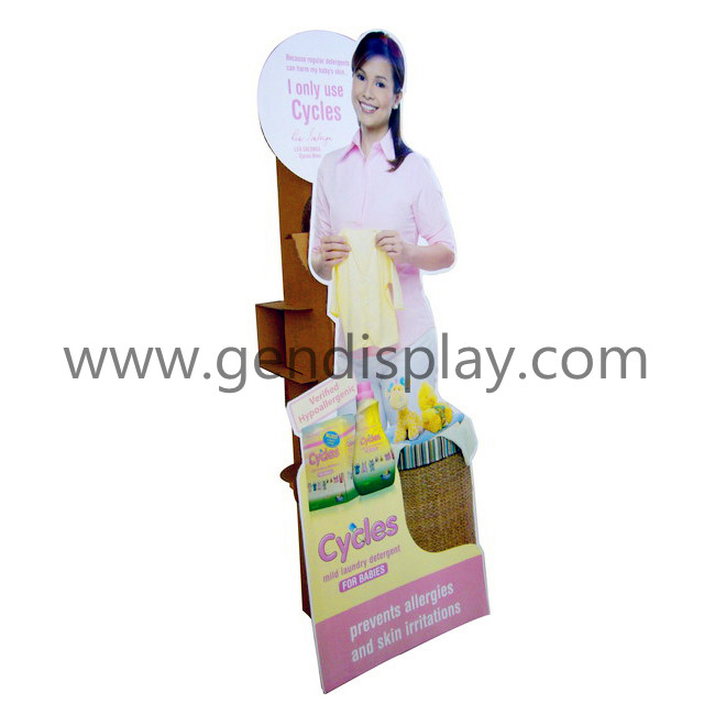 Cardboard Advertising Standee Display, Standee Display(GEN-SD004)