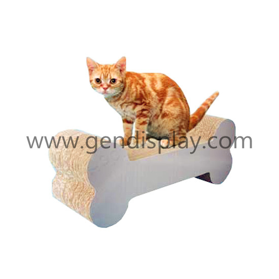 Corrugated Paper Pop Cat Tree (GEN-CS028)