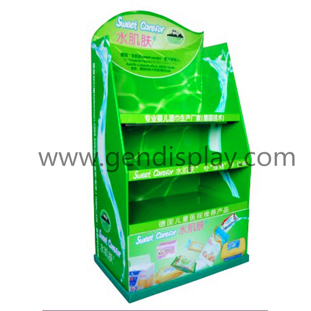 Sweet Carefor Display ,Floor Display Stand (GEN-FD063)