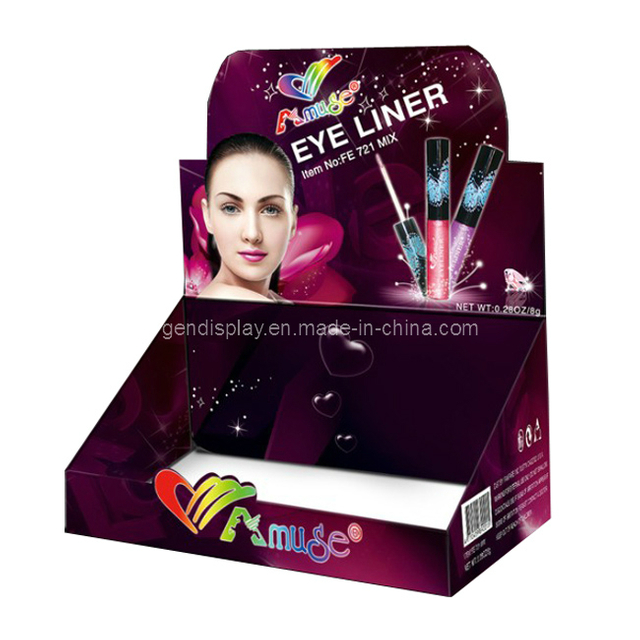 Cosmetic Counter Display, Pop Make Up Counter Display (GEN-CD100)
