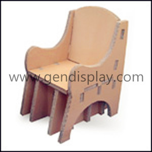 Promotional Cardboard Paper Furniture (GEN-CF003)