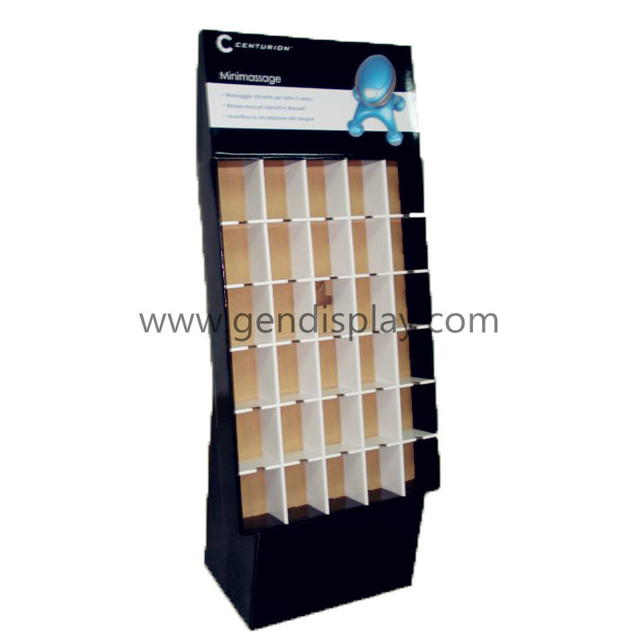 Pos Pockets Display Stand, Compartment Display (GEN-CP121)