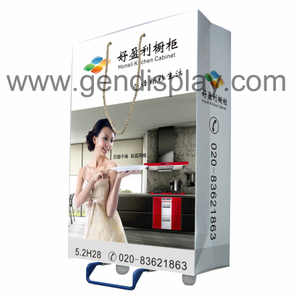 Paper Trolley Bag(GEN-TB010E)