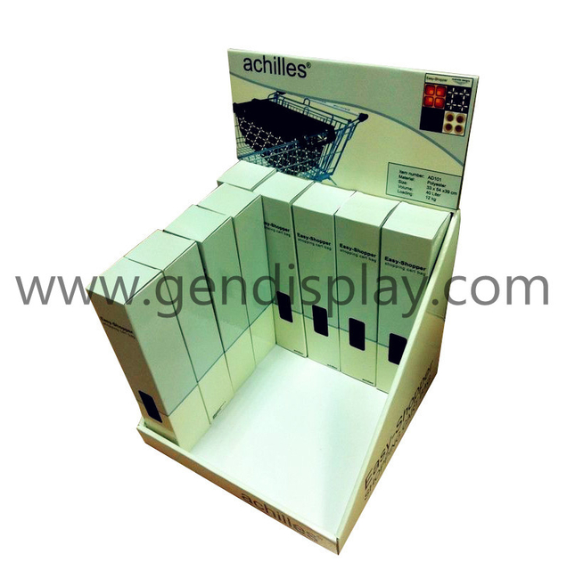 Custom Cardboard Gift Counter Display Box(GEN-CD060)