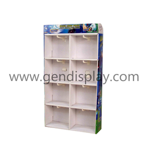 Promotional Cardboard Cosmetic Sidekick Display(GEN-SK008)