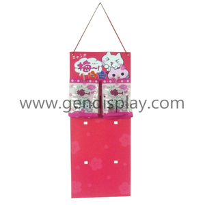 Cardboard Sancks Sidekick Display, Wall Hanging Display (GEN-SK011)