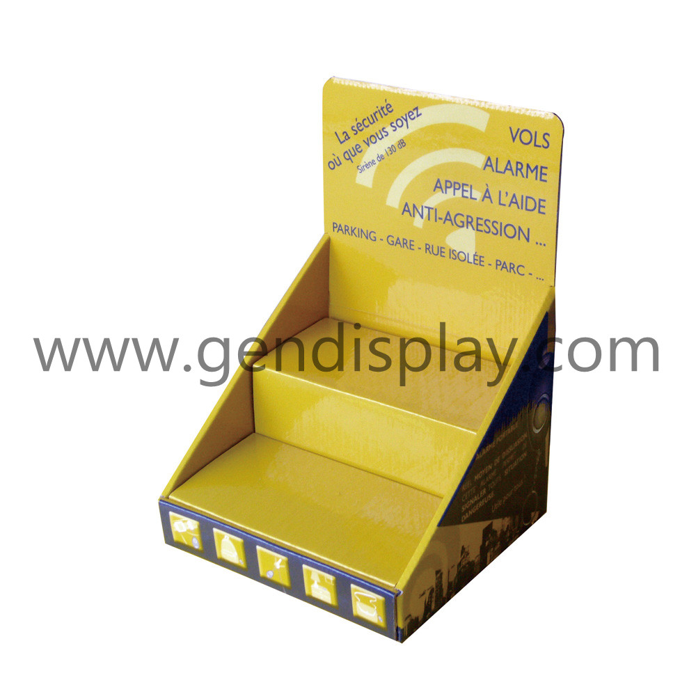 POS Cardboard Gift Counter Display, Pop Gift Counter Display (GEN-CD026)