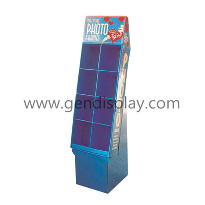 Promotion Compartment Display Stand, Retail Pocket Display (GEN-CP070)