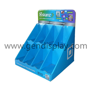 Retail Cardboard Counter Display Stand (GEN-CD057)