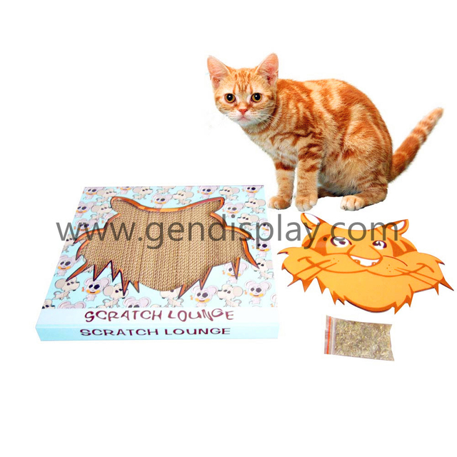 Advertising Cat Scratcher Board (GEN-CS007)