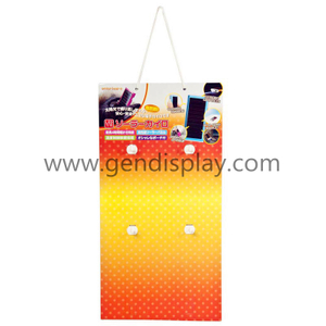Wall Hanging Display,Cardboard Sidekick Display(GEN-SK007)