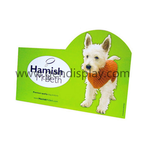 Cardboard Pet Products Standee Display (GEN-SD024)